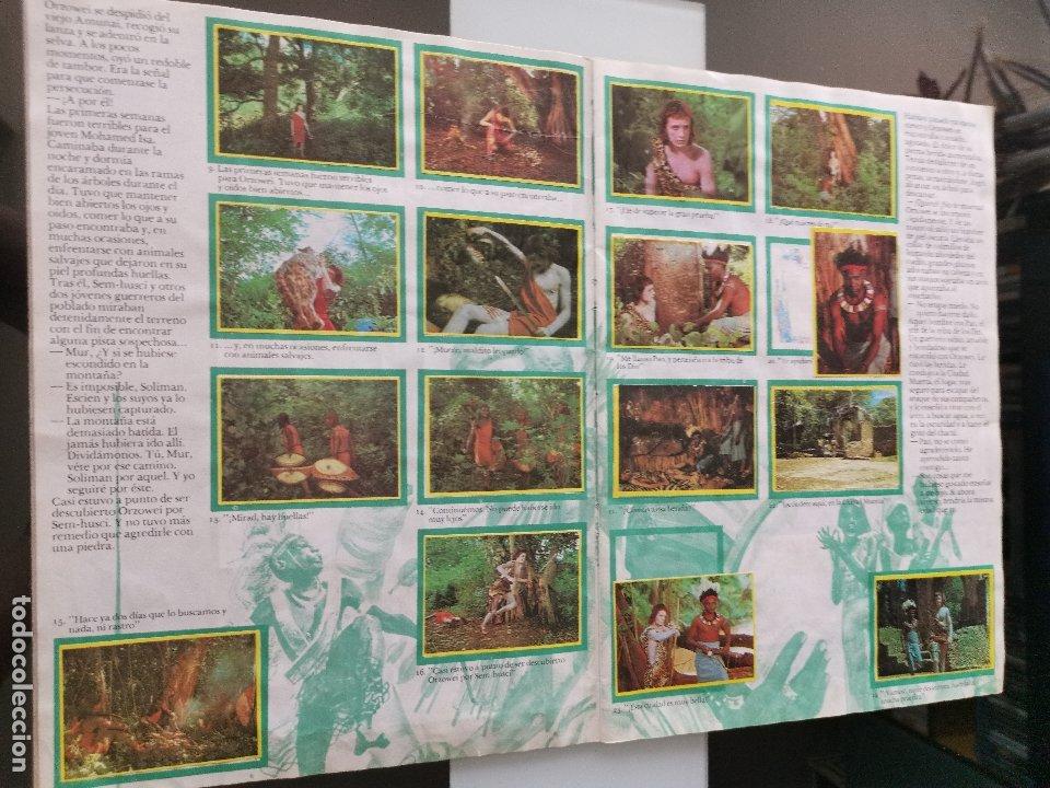 Coleccionismo Álbumes: ÁLBUM CROMOS PANRICO BIMBO ORZOWEI - Foto 3 - 177756863