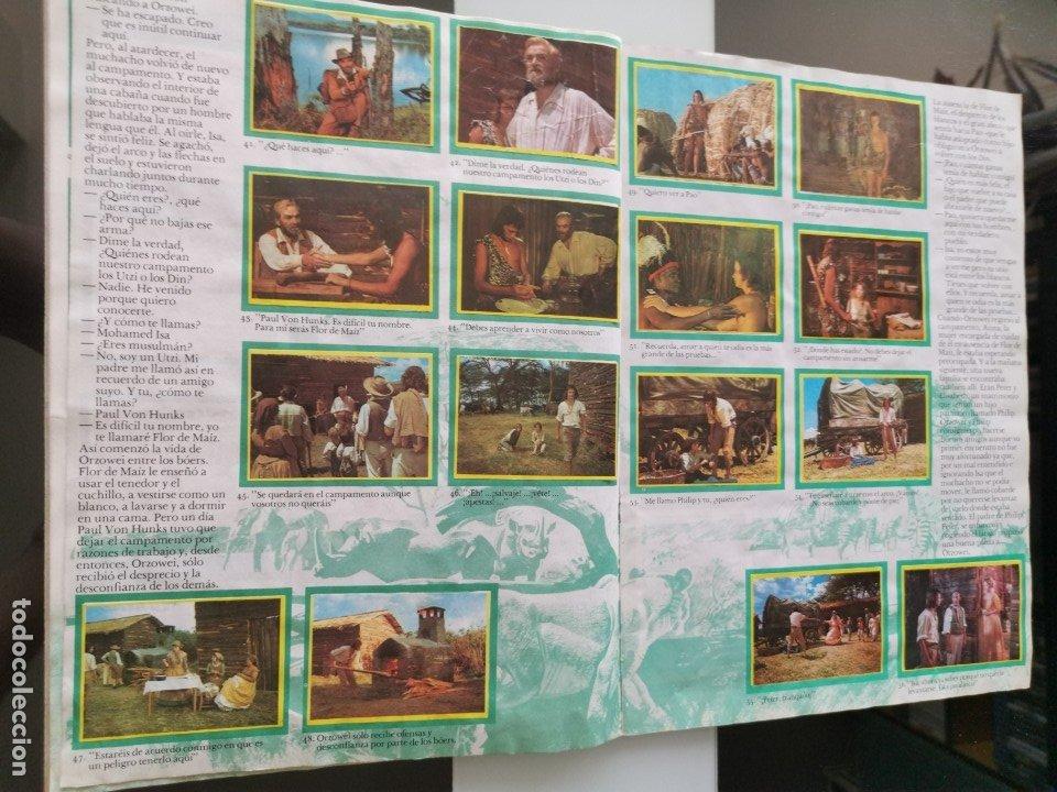 Coleccionismo Álbumes: ÁLBUM CROMOS PANRICO BIMBO ORZOWEI - Foto 5 - 177756863