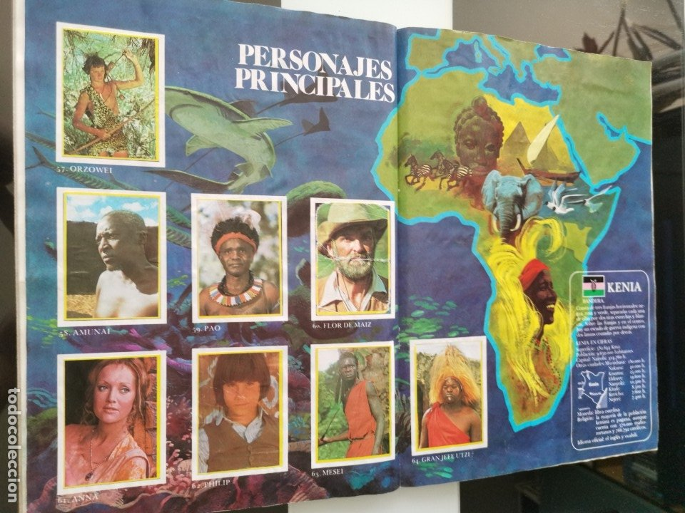 Coleccionismo Álbumes: ÁLBUM CROMOS PANRICO BIMBO ORZOWEI - Foto 6 - 177756863