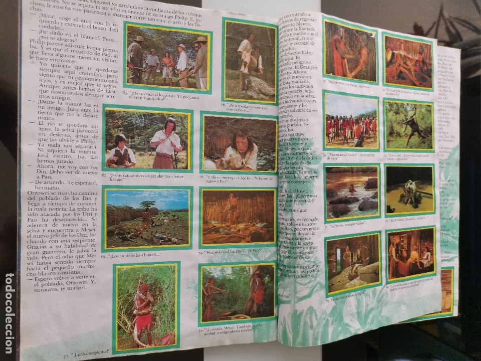 Coleccionismo Álbumes: ÁLBUM CROMOS PANRICO BIMBO ORZOWEI - Foto 7 - 177756863