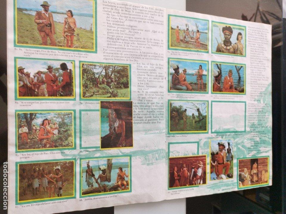 Coleccionismo Álbumes: ÁLBUM CROMOS PANRICO BIMBO ORZOWEI - Foto 8 - 177756863