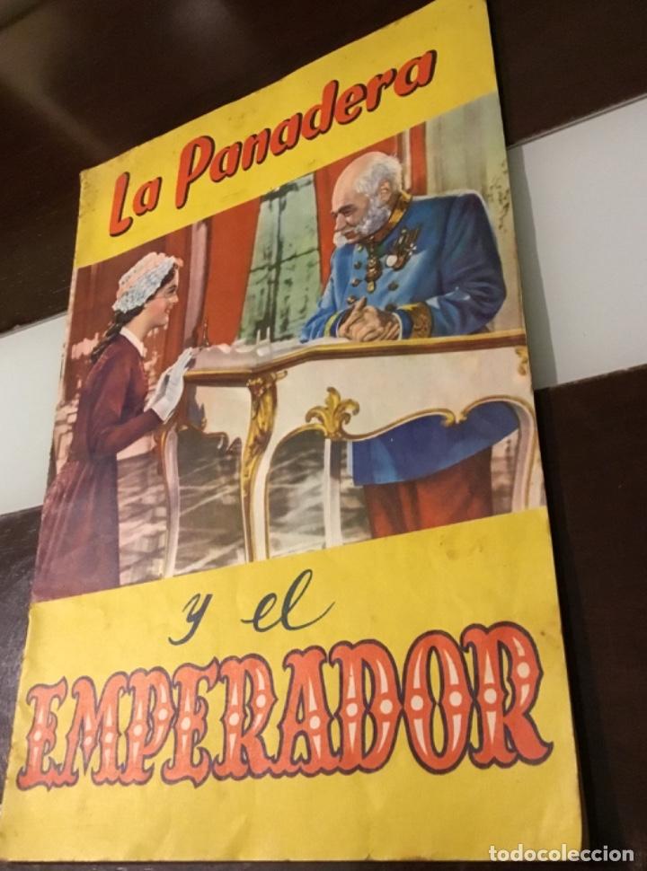 Coleccionismo Álbumes: Antiguo álbum de Cromos la panadera y el emperador vacío - Foto 2 - 178163860