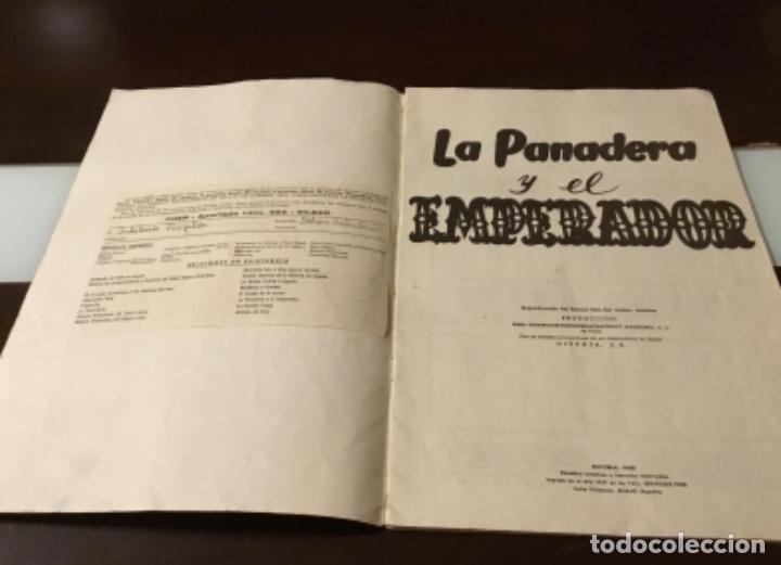 Coleccionismo Álbumes: Antiguo álbum de Cromos la panadera y el emperador vacío - Foto 3 - 178163860