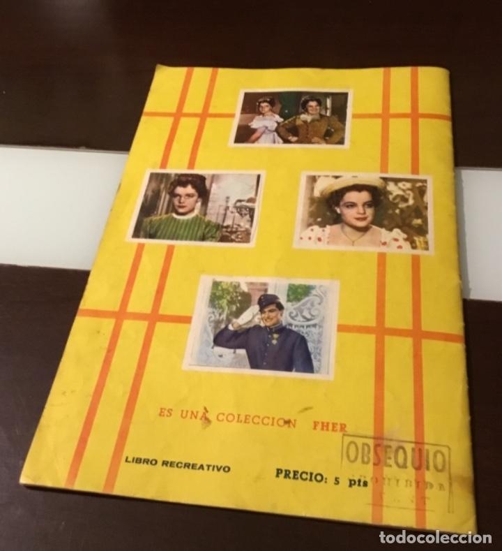 Coleccionismo Álbumes: Antiguo álbum de Cromos la panadera y el emperador vacío - Foto 5 - 178163860