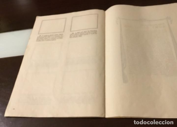 Coleccionismo Álbumes: Antiguo álbum de Cromos la panadera y el emperador vacío - Foto 7 - 178163860