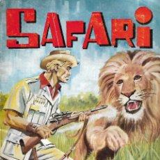 Coleccionismo Álbumes: SAFARI - FALTA UN CROMO. Lote 178390585