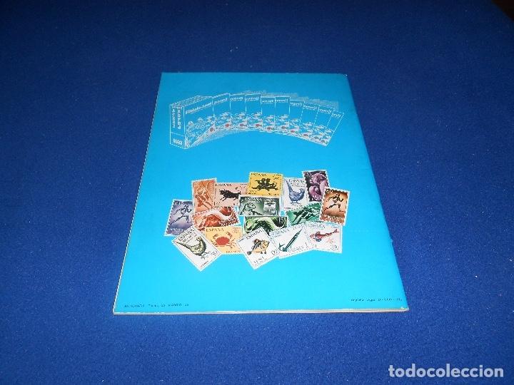 Coleccionismo Álbumes: FILATELIA JUVENIL ÁLBUM A NO COMPLETO VACIO PLANCHA FILACROM 1973. MUY BUEN ESTADO Y RARO. - Foto 5 - 178570827