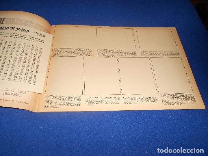 Coleccionismo Álbumes: Album LA NATURALEZA Y EL HOMBRE. Editorial MAGA año 1967. Vacío. perfecto ALMACEN - Foto 3 - 178577232