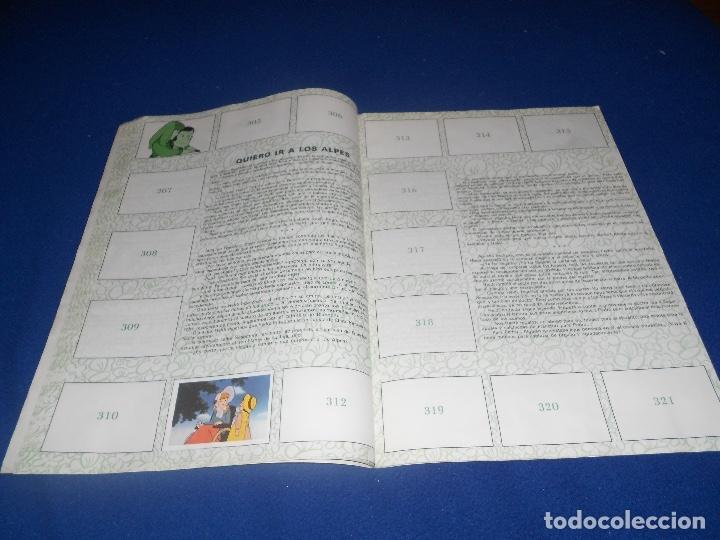 Coleccionismo Álbumes: ÁLBUM EL RETORNO DE HEIDI (DISGRA-FHER) 1975 COMPLETO - Foto 8 - 178590317