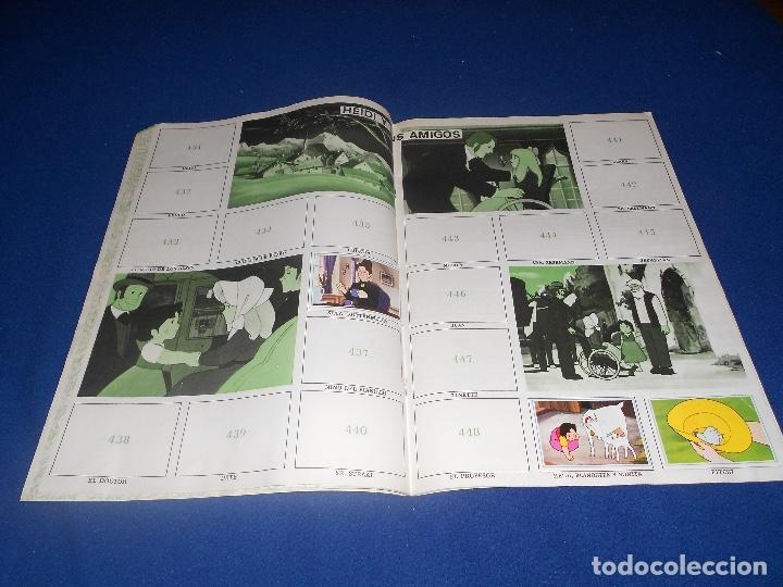 Coleccionismo Álbumes: ÁLBUM EL RETORNO DE HEIDI (DISGRA-FHER) 1975 COMPLETO - Foto 10 - 178590317