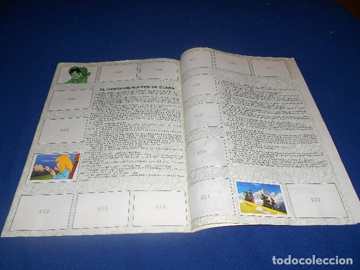 Coleccionismo Álbumes: ÁLBUM EL RETORNO DE HEIDI (DISGRA-FHER) 1975 COMPLETO - Foto 16 - 178590317