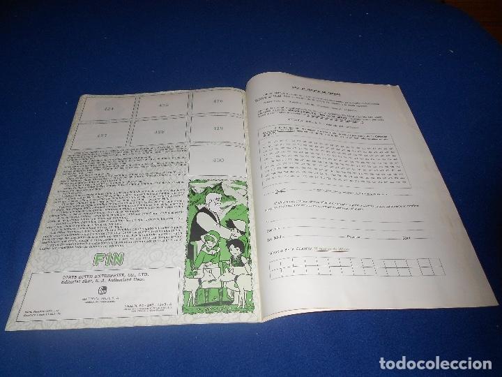 Coleccionismo Álbumes: ÁLBUM EL RETORNO DE HEIDI (DISGRA-FHER) 1975 COMPLETO - Foto 17 - 178590317