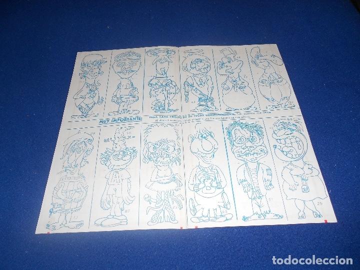 Coleccionismo Álbumes: Album Cromos Chicles HIPPY 2000 Industrias Vidal Molina (Murcia) NUEVO DE ALMACEN - Foto 2 - 178591668