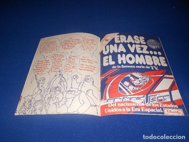 Coleccionismo Álbumes: FASCICULO 3 DEL ALBUM ERASE UNA VEZ EL HOMBRE DE PANRICO. VACIO Y EN BUEN ESTADO - Foto 3 - 178592227