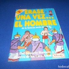 Coleccionismo Álbumes: FASCICULO 2 DEL ALBUM ERASE UNA VEZ EL HOMBRE DE PANRICO. VACIO Y EN BUEN ESTADO. Lote 178592411