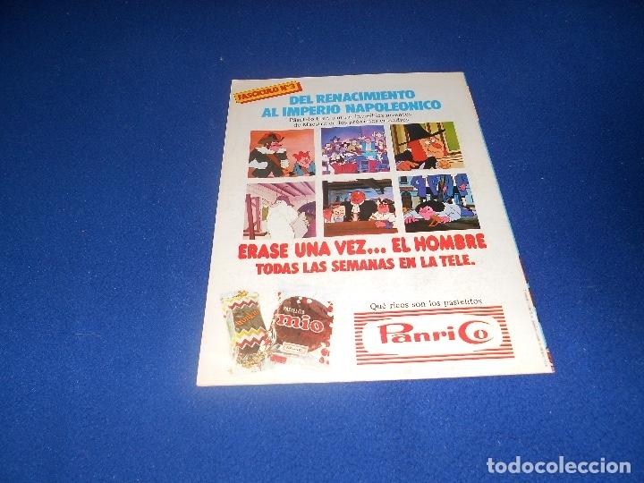 Coleccionismo Álbumes: FASCICULO 2 DEL ALBUM ERASE UNA VEZ EL HOMBRE DE PANRICO. VACIO Y EN BUEN ESTADO - Foto 4 - 178592411