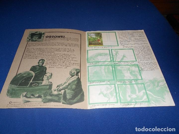 Coleccionismo Álbumes: ALBUM CROMOS Orzowei - Productos BIMBO 1978 MUY BUEN ESTADO - Foto 2 - 178592907