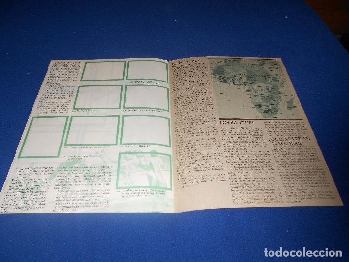 Coleccionismo Álbumes: ALBUM CROMOS Orzowei - Productos BIMBO 1978 MUY BUEN ESTADO - Foto 10 - 178592907