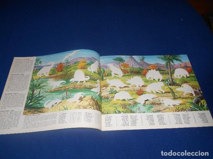Coleccionismo Álbumes: ÁLBUM LA ZOOLOGÍA EN CASA VACIO PLANCHA - Foto 2 - 178593130