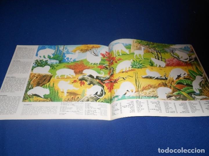 Coleccionismo Álbumes: ÁLBUM LA ZOOLOGÍA EN CASA VACIO PLANCHA - Foto 6 - 178593130
