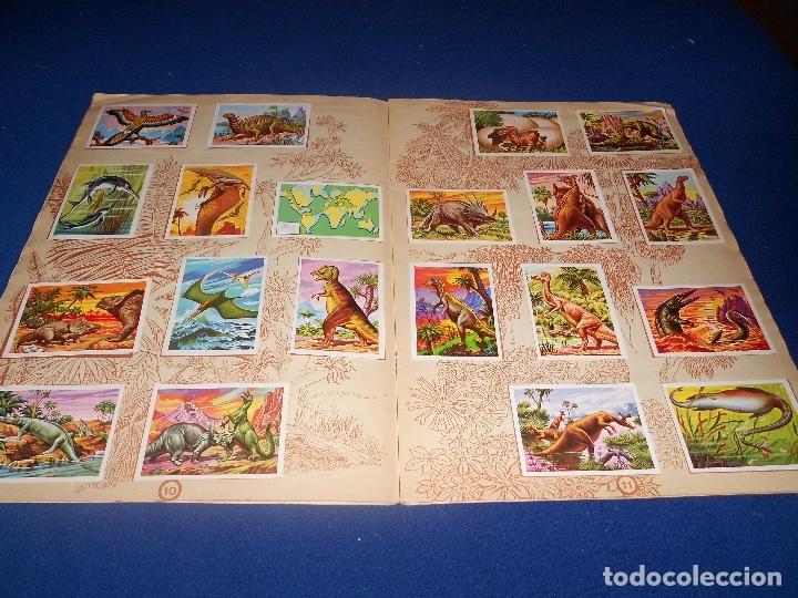 Coleccionismo Álbumes: ALBUM DE CROMOS HACE MILLONES DE AÑOS NO COMPLETO 1971 - Foto 8 - 178593867
