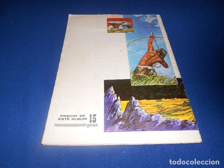 Coleccionismo Álbumes: ALBUM DE CROMOS HACE MILLONES DE AÑOS NO COMPLETO 1971 - Foto 17 - 178593867