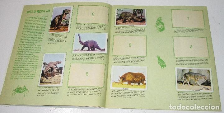 Coleccionismo Álbumes: Album cromos MUNDO ANIMAL 1984, FHER , con 58 cromos de 121 - Foto 2 - 178622253