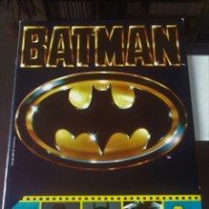 Coleccionismo Álbumes: ÁLBUM CROMOS BATMAN ED. ASTON. Lote 178996525