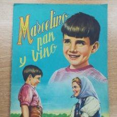 Coleccionismo Álbumes: MARCELINO PAN Y VINO. Lote 179175167