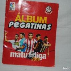 Coleccionismo Álbumes: ALBUM PEGATINAS ,MATULIGA , 2013 . Lote 180133745