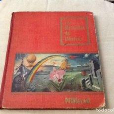 Coleccionismo Álbumes: ÁLBUM LAS MARAVILLAS DEL UNIVERSO ROJO. Lote 180905838