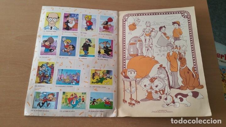 Coleccionismo Álbumes: Álbum SUPER FESTIVAL DEL DIBUJO ANIMADO + SUPERHEROES Faltan 7 cromos - Foto 3 - 181491738
