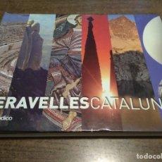 Coleccionismo Álbumes: MERAVELLES CATALUNYA. EL PERIODICO. Lote 181595880