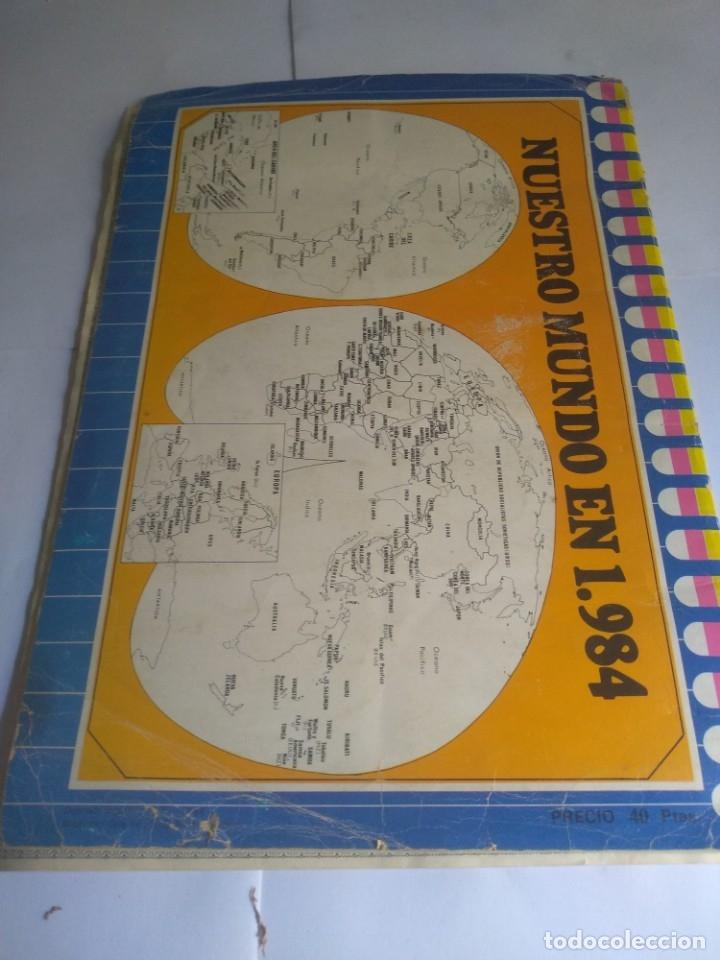 Coleccionismo Álbumes: Album incompleto, Billetes del mundo con 174 cromos - Foto 8 - 182481416