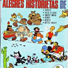 Coleccionismo Álbumes: ALEGRES HISTORIETAS VACIO PLANCHA. Lote 182700428