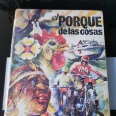 Coleccionismo Álbumes: ÁLBUM CROMOS PANRICO BIMBO EL PORQUÉ DE LAS COSAS 1 TAPA DURA. Lote 182918548
