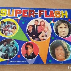 Coleccionismo Álbumes: ÁLBUM SUPER FLASH ED. MAGA. Lote 182969105