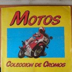 Coleccionismo Álbumes: MOTOS. Lote 183018890