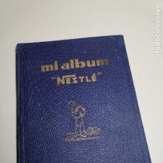 Coleccionismo Álbumes: MI ALBUM NESTLE 1932 ---SERIES DESDE 51 HASTA 80------- REF-ZZ. Lote 183086812