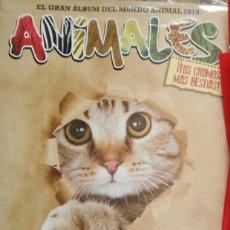 Coleccionismo Álbumes: ANIMALES 2019 PANINI ALBUM NUEVO VACÍO. Lote 183402491