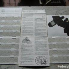 Coleccionismo Álbumes: ÁLBUM MONTREAL 1976 COCA-COLA HISTORIA JUEGOS OLÍMPICOS. VACÍO. NUEVO, POR ESTRENAR.. Lote 183697057