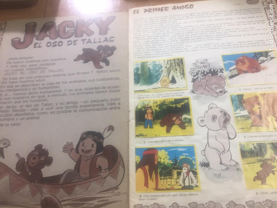 Coleccionismo Álbumes: Álbum Jacky Danone (faltan 56,58,63) - Foto 2 - 183863361
