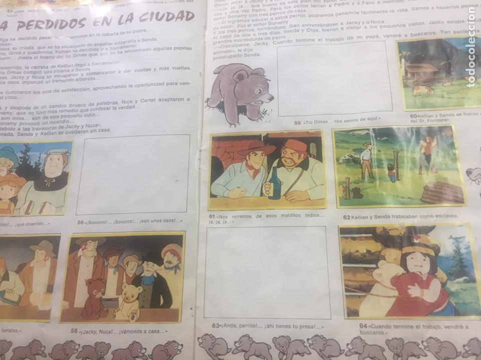 Coleccionismo Álbumes: Álbum Jacky Danone (faltan 56,58,63) - Foto 3 - 183863361