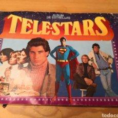 Coleccionismo Álbumes: ALBUM DE ESTRELLAS TELE STARS. Lote 185081362