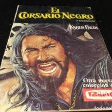 Coleccionismo Álbumes: EL CORSARIO NEGRO DE PANRICO ( 81 CROMOS ). Lote 185690501
