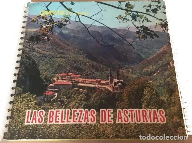 ALBUN BELLEZAS ASTURIAS INCOMPLETO CON 175 CROMOS (Coleccionismo - Cromos y Álbumes - Álbumes Incompletos)