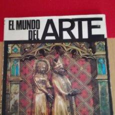 Coleccionismo Álbumes: ÁLBUM EL MUNDO DEL ARTE . Lote 186098793