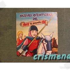 Coleccionismo Álbumes: ALBUM RUY EL PEQUEÑO CID FHER 1981 FALTAN 42 CROMOS VER FOTOS PARA ESTADO. Lote 186161198