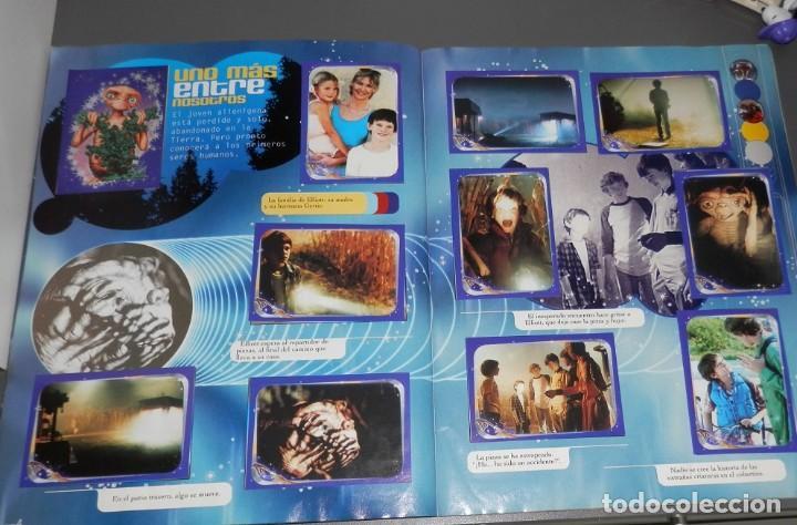 Coleccionismo Álbumes: ALBUM DE CROMOS DEL E.T. DE LA PANINI - Foto 3 - 186456173