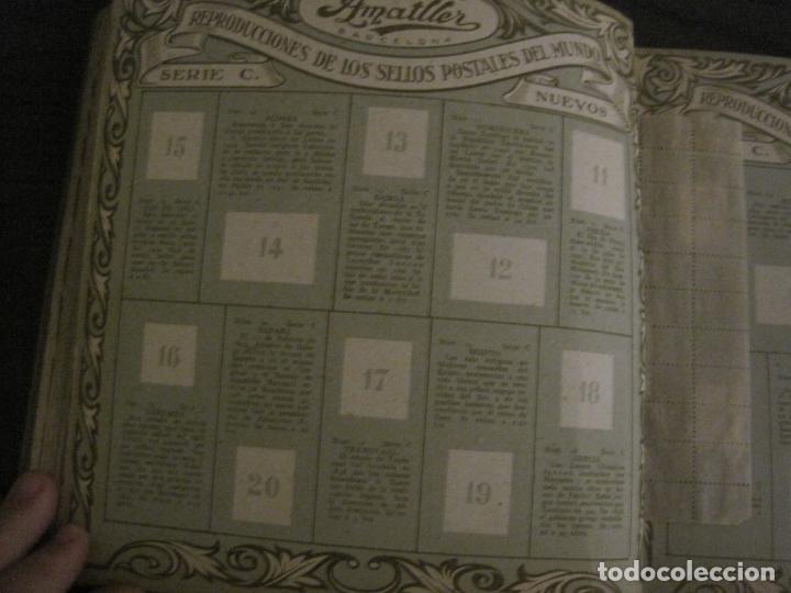 Coleccionismo Álbumes: CHOCOLATE AMATLLER-ALBUM SELLOS POSTALES DEL MUNDO-INCOMPLETO-VER FOTOS-(V-18.606) - Foto 16 - 187120633